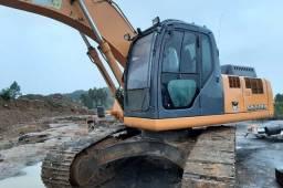 Escavadeira case cx 220b ano 2012