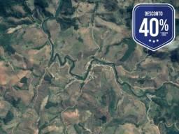 EF) JB16750 - Terreno rural com 40,12,47há na cidade de Abre Campo em LEILÃO