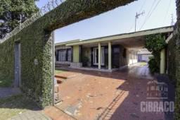Casa à venda com 1 dormitórios em Cristo rei, Curitiba cod: *