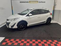 Toyota Yaris 1.5 16V FLEX X WAY MULTIDRIVE