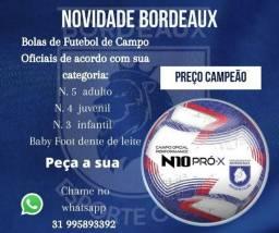 Bola de Futebol de Campo (infantil e adulto)