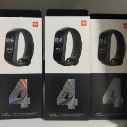 Impressionante!!! Mi Band 4 da Xiaomi. Novo lacrado com garantia e entrega