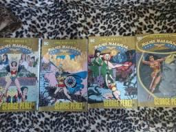 Lendas do universo DC Mulher Maravilha vol 1 a 4