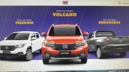 Nova Fiat Strada cnpj e produtor rural