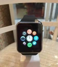 Relógio smartwatch celular A1 (aceito cartão)