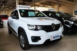 Renault KWID Zen 1.0 (Flex) - 2018