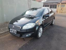 Fiat Linea Absolute 1.9/1.8 Flex Dualogic 4p - 2010