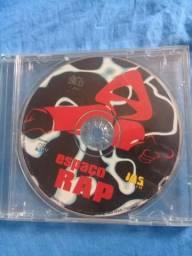 Cd espaço rap 3 original