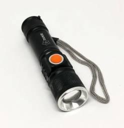 Mini Lanterna de LED Com Bateria Recarregável Dukie 12 Horas de Uso Nova na Caixa