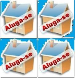 Alugo casas e aptos