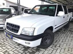 CHEVROLET S10 PICK-UP 2.4 MPFI 8V 128CV CD 4P - 2003