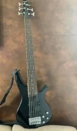 Baixo fretless 6 cordas Ibanez