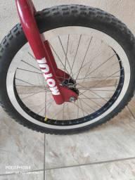 Bicicleta croz máster