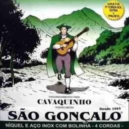 Título do anúncio: ENCORDOAMENTO CAVAQUINHO