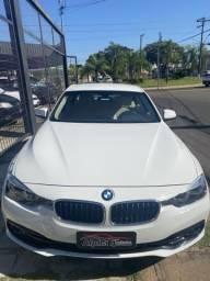 BMW 320i 2018 active flex 29.000 km interior caramelo R$ 130.000,00