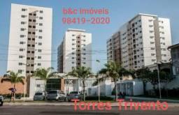 Preço de Ocasião Apartamento de 3/4 (1 Suite) no Torres Trivento