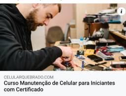 Curso de manutenção e coserto de celular