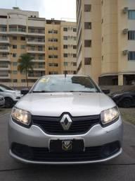 Título do anúncio: Renault Logan 1.0 Flex. C/Entrada+48x699 Fixas