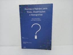 Livro Normas E Padrões Para Teses, Dissertações E Monografias