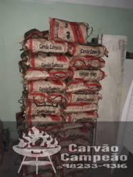 CARVÃO NO ATACADO 20dm3 (equivalente 3kg)