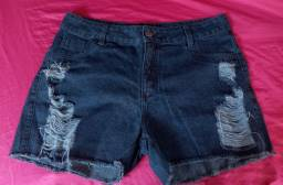 Shorts Jeans Plus Size Marguerite