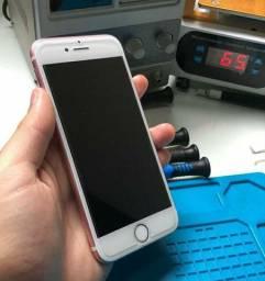 Manutenção e venda de acessórios para celulares