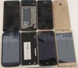 Kits de celulares para tirar peça