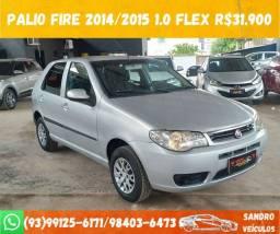 Palio Fire 1.0 flex 2014/2014 R$31.900 Jaime */ *