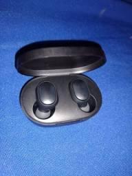 Redmi AirDots + Capa protetora de silicone