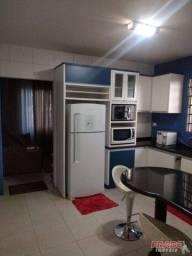 Casa com 3 dormitórios à venda, 117 m² por R$ 220.000 - Conjunto Habitacional Requião - Ma