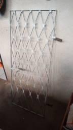 Portão para casa de cachorro (  55 de largura x 127 de altura ) 70 reais já pronto !