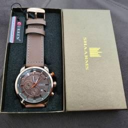 Relógio Curren Original À Prova D'água