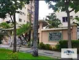 Excelente Apartamento com 2 dormitórios para alugar, 60 m² por R$ 1.200/mês - Barreto - Ni