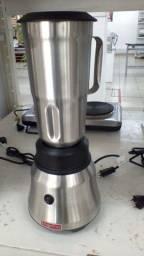 Liquidificador industrial de 2 litros em inox de alta rotacao