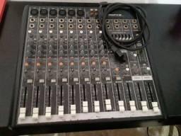 Mesa de som ProFX12
