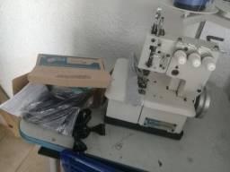 Máquina nova sem uso