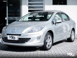 Título do anúncio: PEUGEOT 408 Sedan Allure 2.0 Flex 16V 4p Aut.