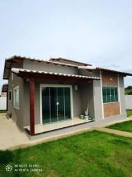 Linda Casa Alto Padrão 3 Qts em Itaboraí !! Imóvel Financiado 1°Locação