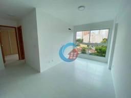 Apartamento com 2 dormitórios para alugar, 50 m² por R$ 2.400,00/mês - Santana - Recife/PE
