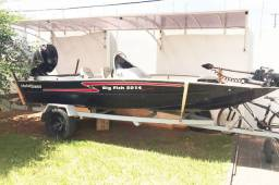 Barco Big Fish 5014 2014