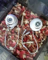 Câmera de Segurança só instalar com Infra Vermelho