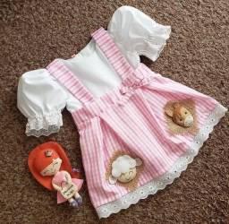Vestido Fazendeira
