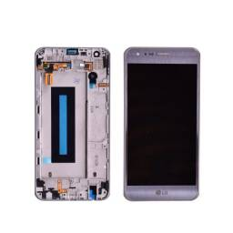 Tela Frontal Touch + Lcd LG X Style - X Power - X Cam