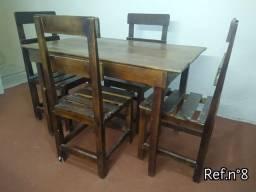 Título do anúncio: Mesa / cadeiras, a partir de $199,00