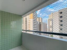 Título do anúncio: Apartamento com 3 quartos para alugar, 102 m² por R$ 3.350/mês - Boa Viagem - Recife/PE