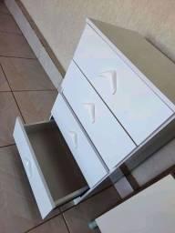 Promoção cômoda nova na caixa entrega e montagem grátis