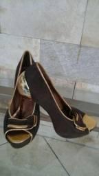 Sapato alto feminino tamanho 39