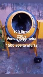 Betoneira 120L / 220v