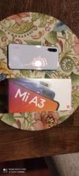 Xiaomi Mi A3 Branco 128Gb de Memória e 4Gb de Ram