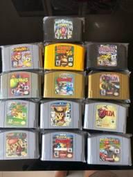 Título do anúncio: Fita de Nintendo 64 somente troca